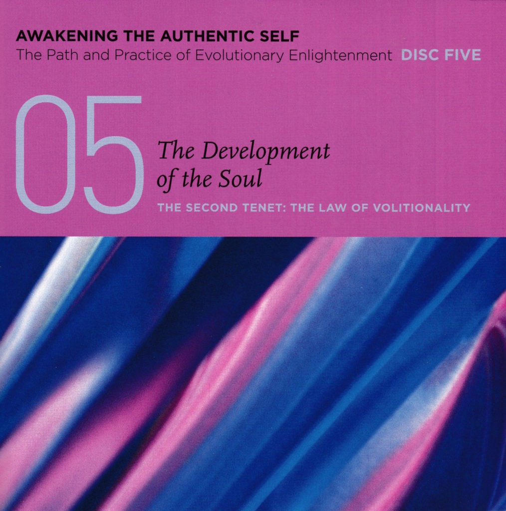 The Development of the Soul