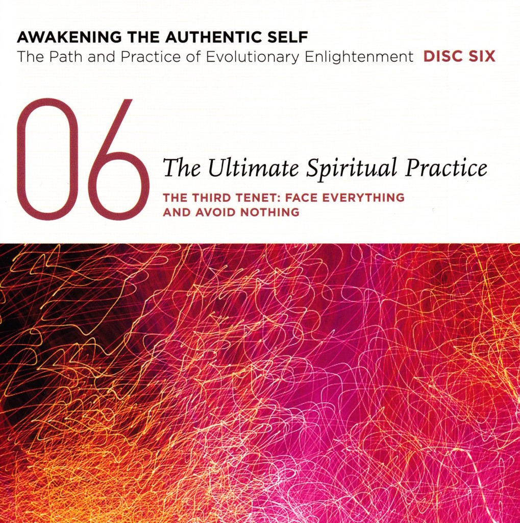 The Ultimate Spiritual Practice