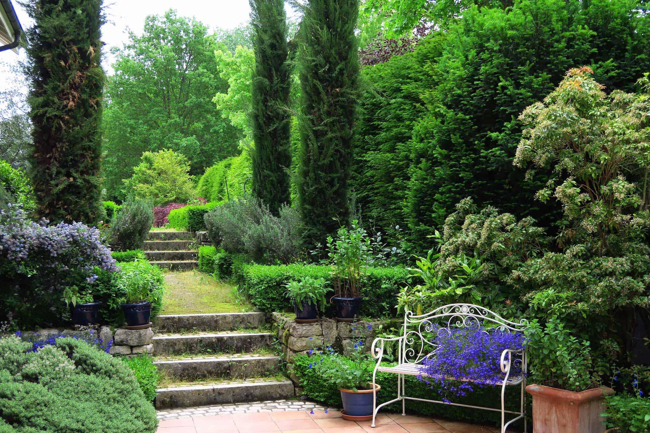 Geneva Retreat Garden