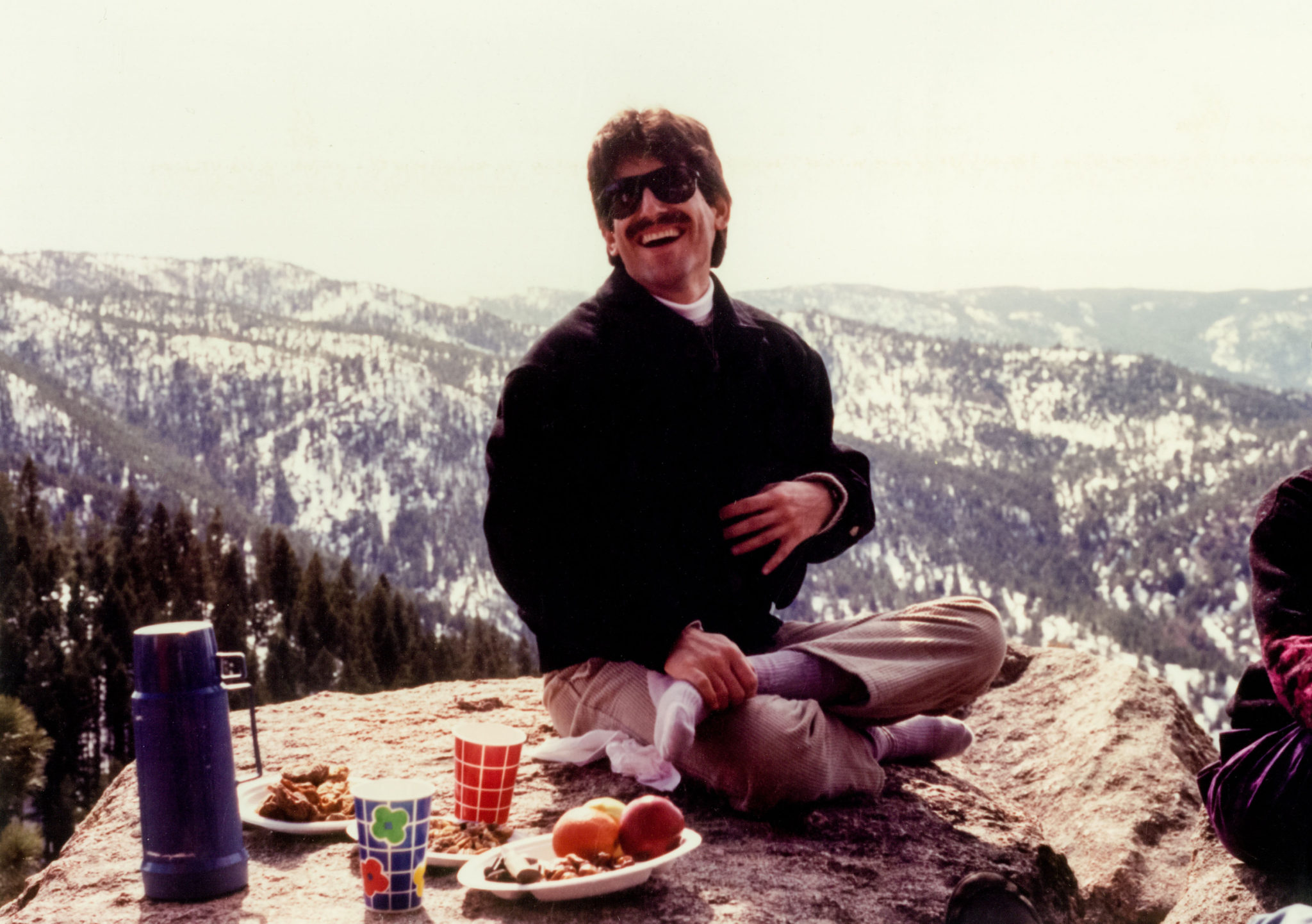 Andrew Cohen in Boulder