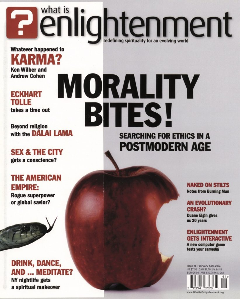 What Is Enlightenment? Issue 24