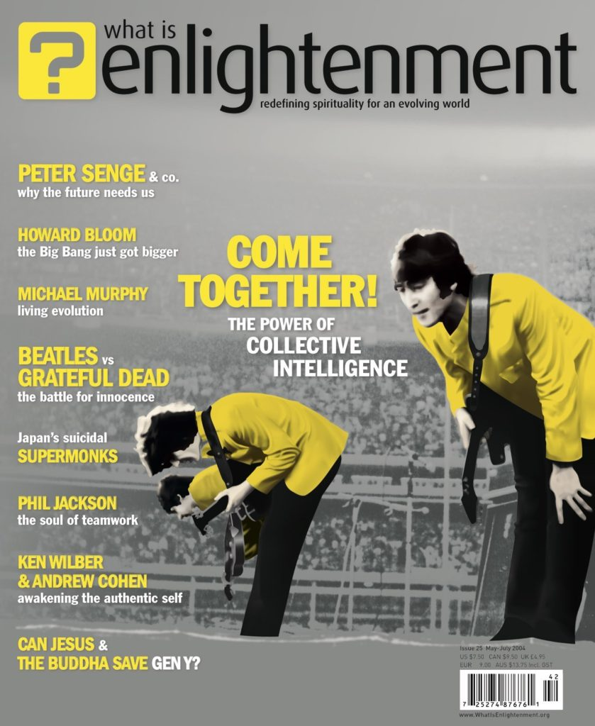 EnlightenNext Issue 25