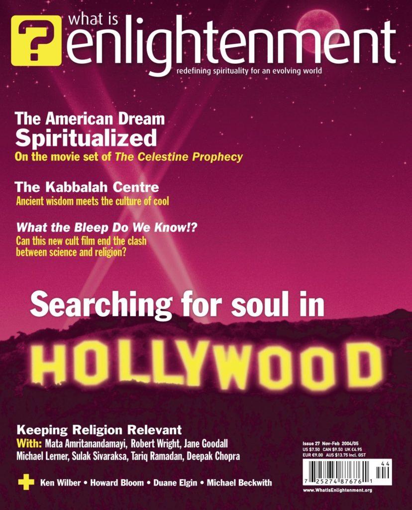 EnlightenNext Issue 27