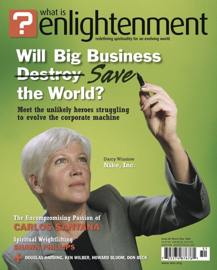 EnlightenNext Issue 28