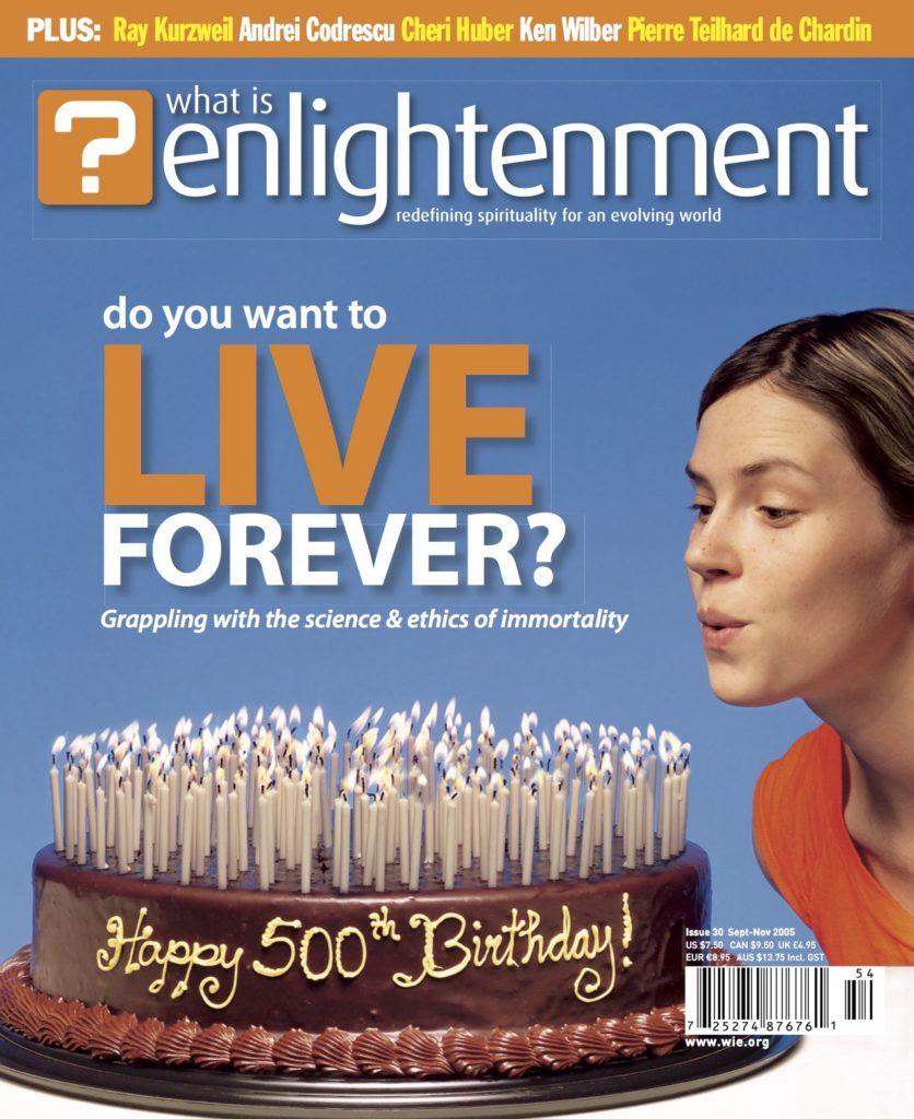EnlightenNext Issue 30