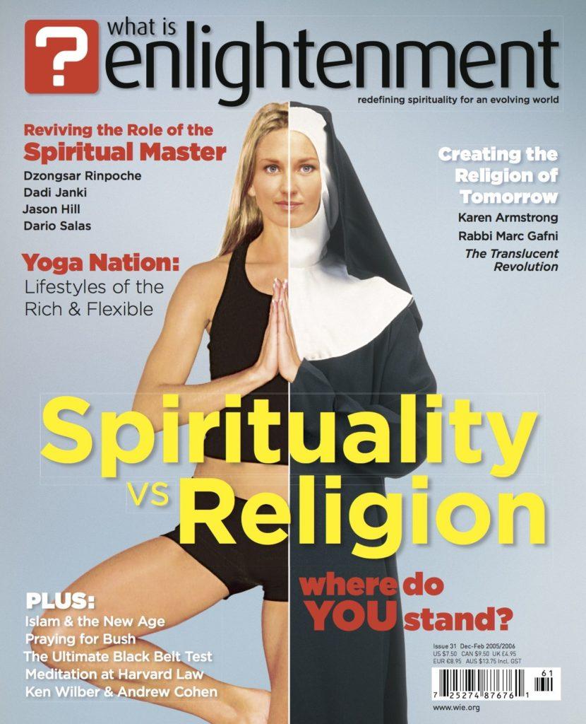 EnlightenNext Issue 31