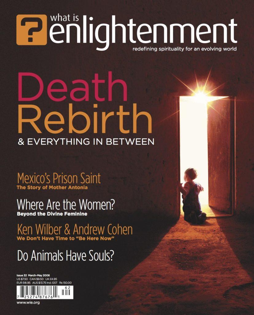 EnlightenNext Issue 32