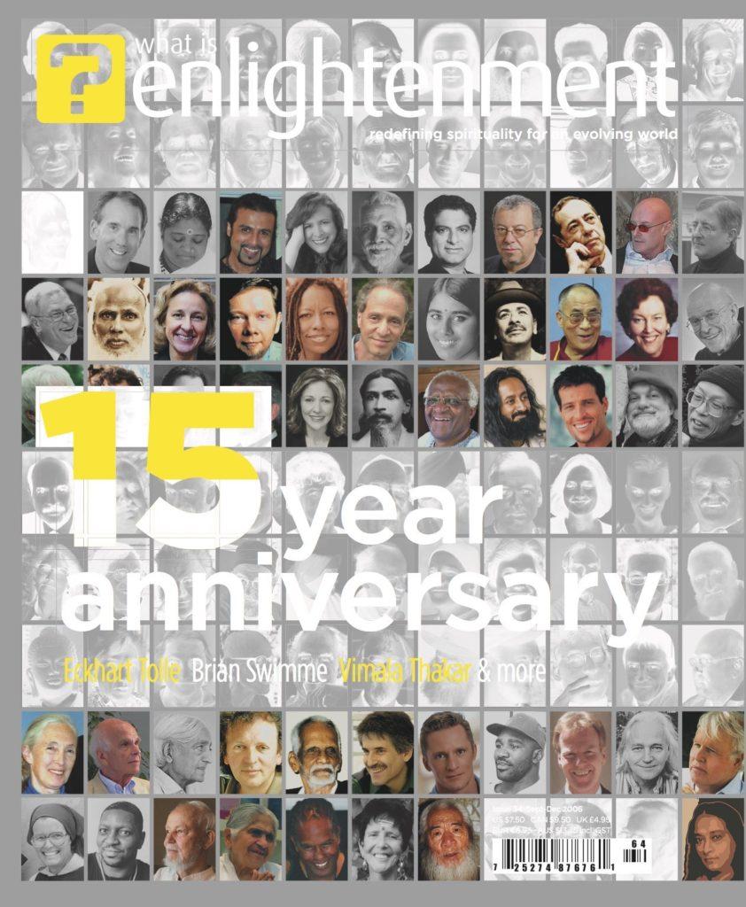EnlightenNext Issue 34