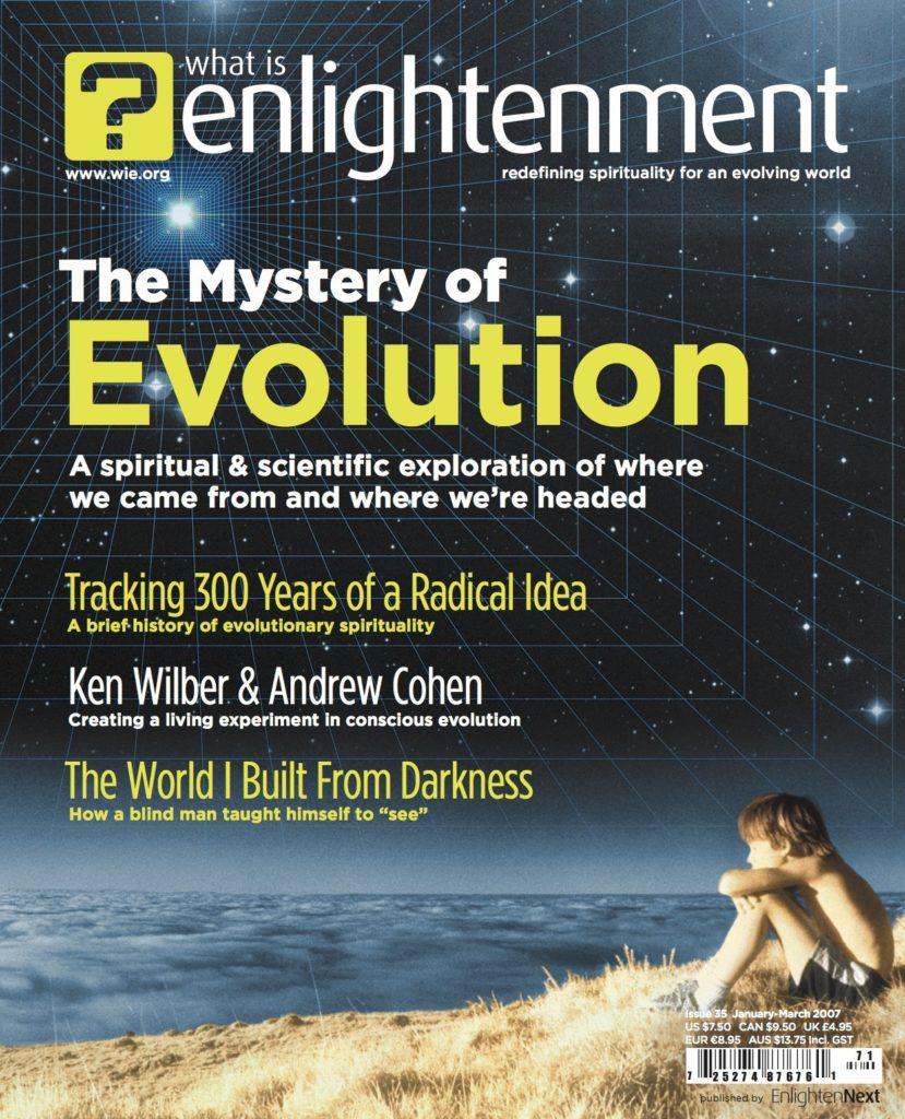EnlightenNext Issue 35