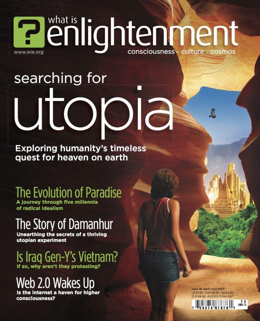 EnlightenNext Issue 36