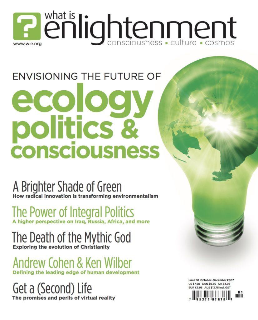 EnlightenNext Issue 38