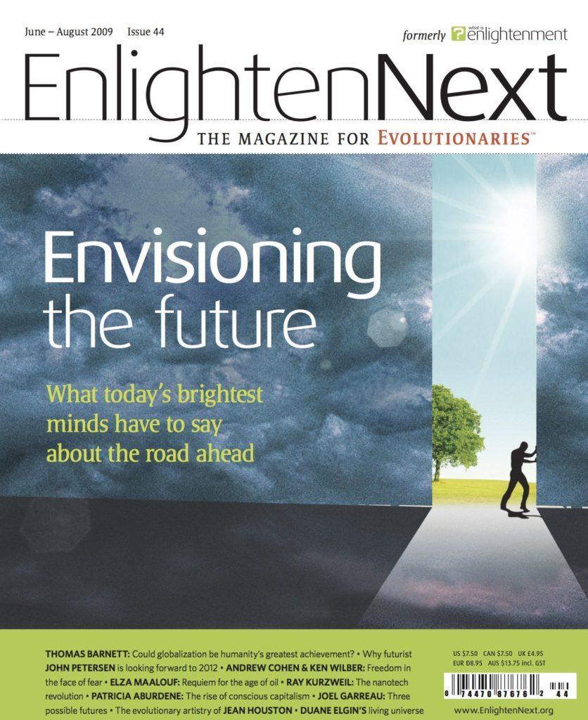 EnlightenNext Issue 44