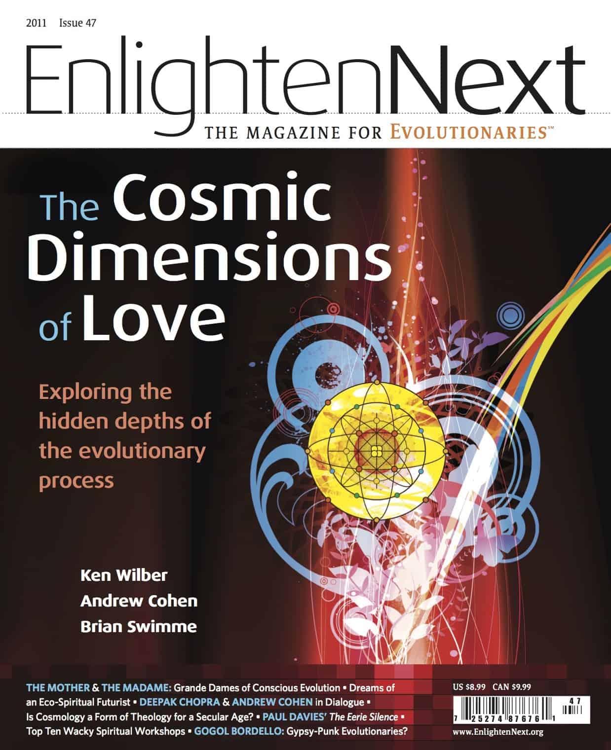 EnlightenNext Issue 47