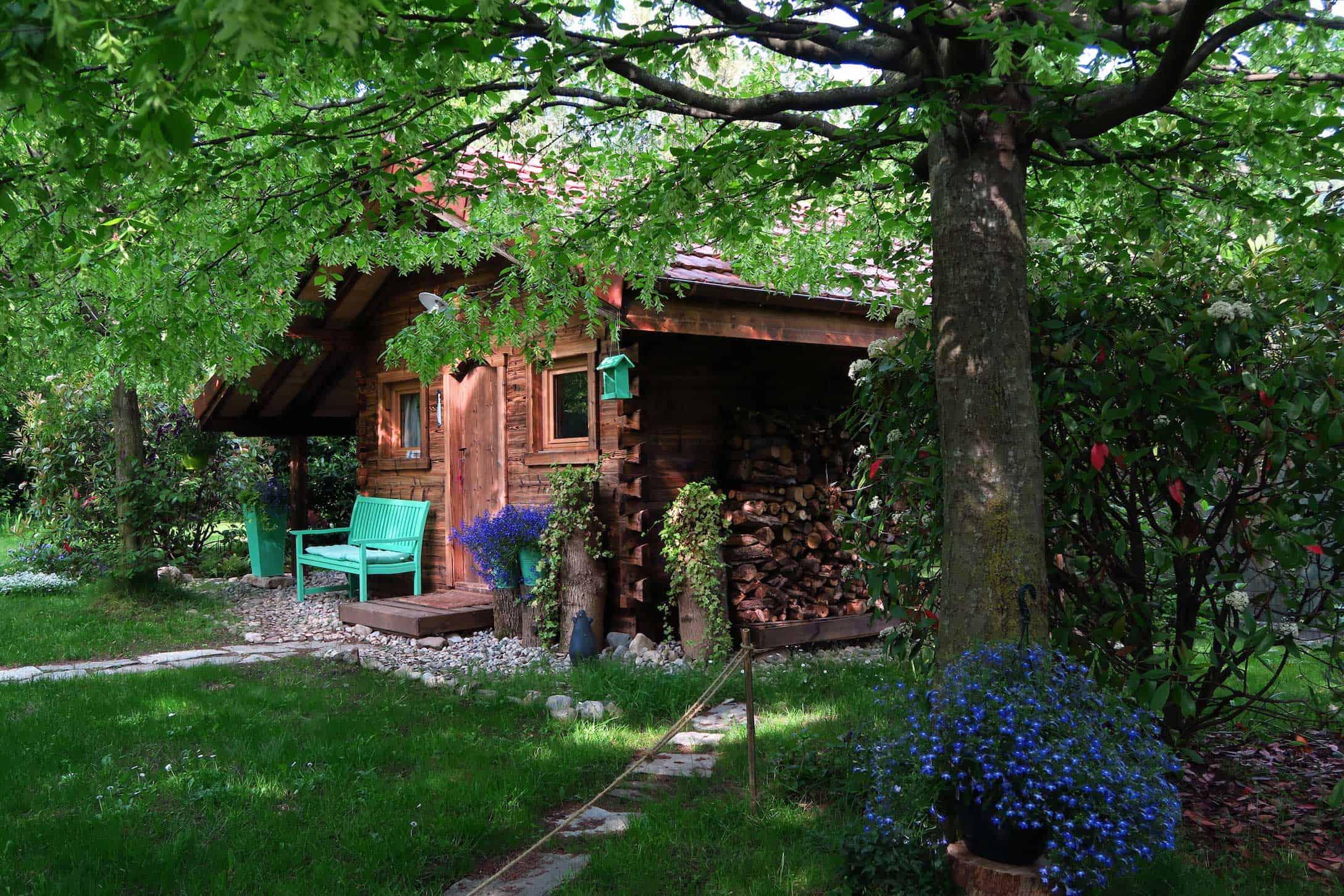 Geneva Retreat Summer House