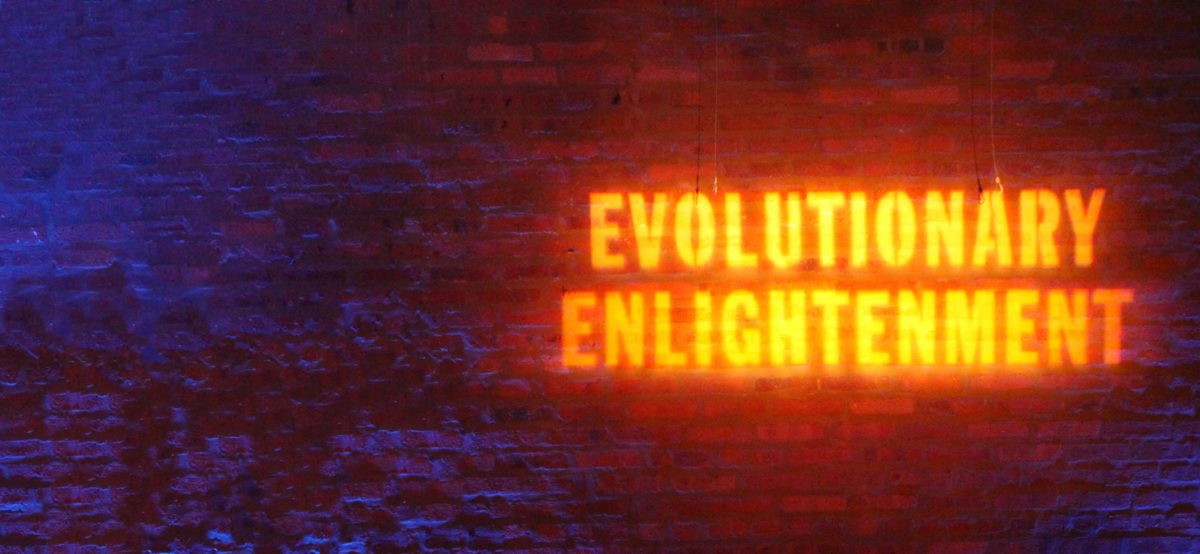 Evolution Enlightenment Stamford