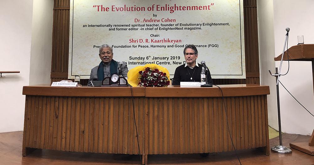 evolution enlightenment
